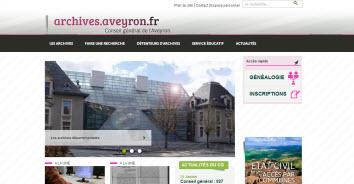 Archives de l'Aveyron