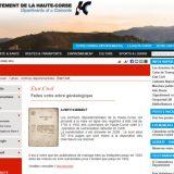 archives Haute Corse