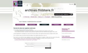 archives finistere