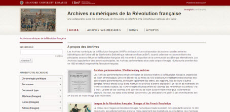 archives révolution française