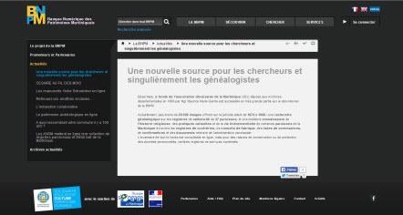 Archives Martinique