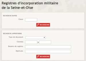 incorporation militaire
