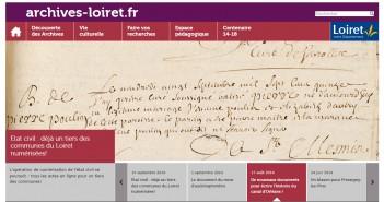 Loiret archives