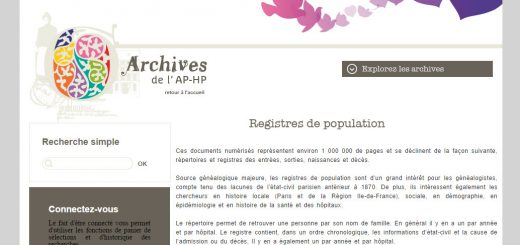 paris archives