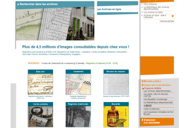 Archives de la Charente Maritime.