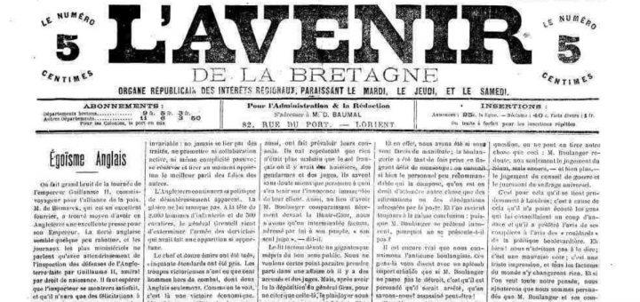 avenir 1889