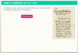 compte communal Blois