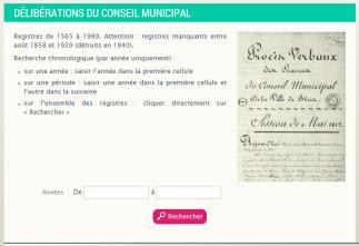 conseil municipal Blois