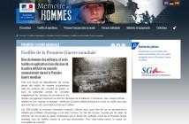 Mémoire des hommes fusillés