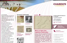 archives Charente