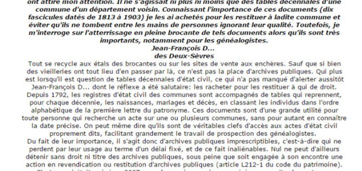 archives Centre presse