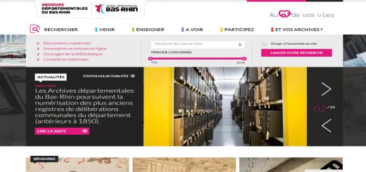 archives Bas Rhin