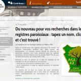 Archives de Saint etienne