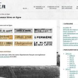 archives presse Finistere