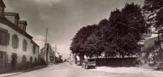 Pluguffan place eglise