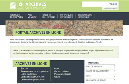 Archives d'Angers