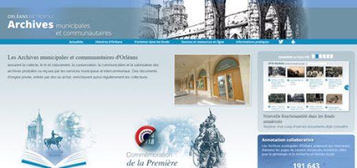 Archives d'Orléans
