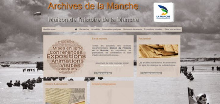 Archives de la Manche