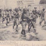 Tirailleurs marocains