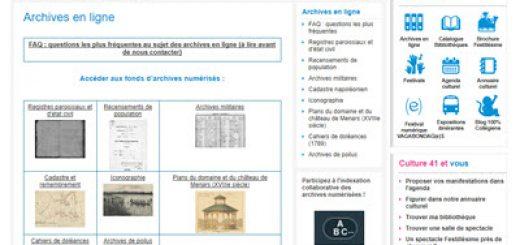 cahiers de doléances du Loir et Cher