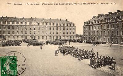 167e régiment d'infanterie