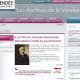 Archives de la Vendée