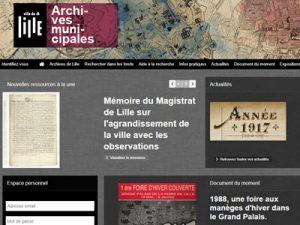 Archives municipales de Lille