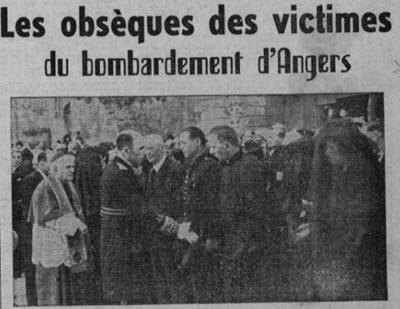 Bombardements de Angers