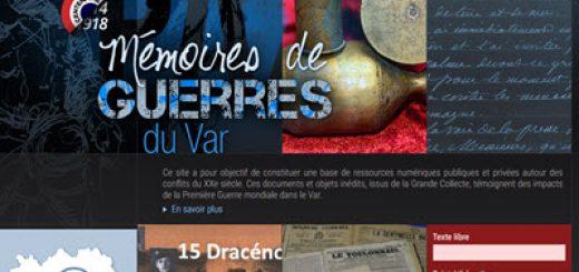 Mémoires de guerre du Var