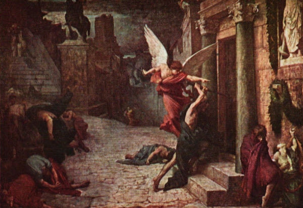 La-peste-a-Rome-DELAUNAY-Musée-du-Louvre