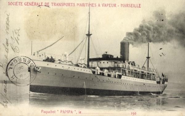 Vapeur-Pampa