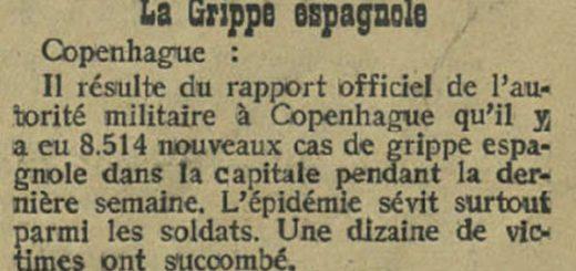 Grippe-Espagnole-Copenhague