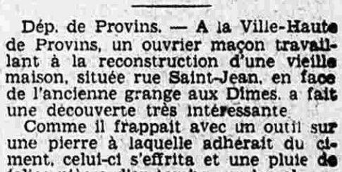 Trésors-de-Provins