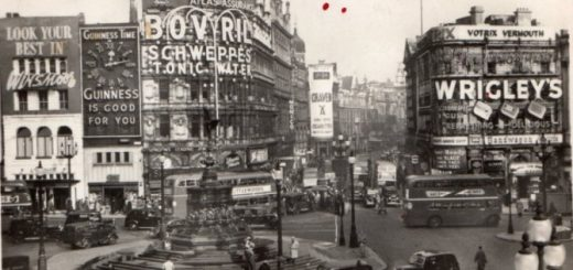 Angleterre (Piccadilly Circus)